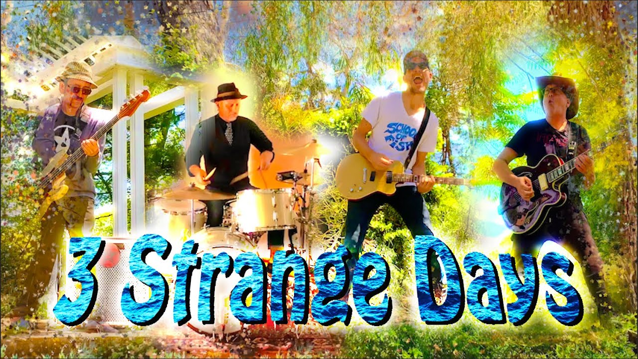 """Chad Fischer is joined by School of Fish members for """"3 Strange Days"""""""