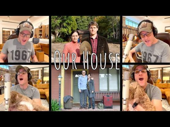 """Our House"" – new cover from Chad Fischer"