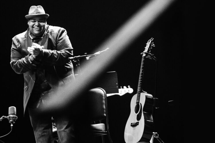 Toshi Reagon and BIGLovely online performance